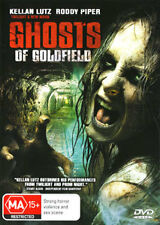Kellan Lutz (Twilight) Roddy Piper GHOSTS OF GOLDFIELD - HAUNTED HORROR DVD