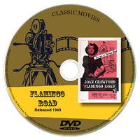 Flamingo Road (1949) - Joan Crawford, Zachary Scott - Drama, Romance DVD