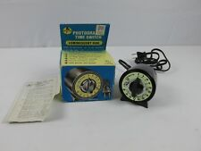 Vintage MARK-TIME PHOTOGRAPHIC TIME SWITCH w/ LUMINESCENT DIAL CAT# 78180 NOS
