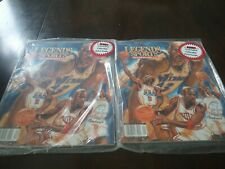 New Listing2Legends Sports Memorabilia Hobby Edition #124 - Michael Jordan Gold Foil insert
