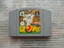 Jeu Nintendo 64 / N64 Game Glover PAL eur retrogaming original *save ok