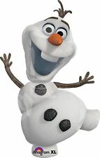 Walt Disney's FROZEN officially licensed OLAF SuperShape Mylar Balloon