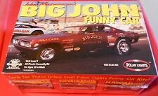 POLAR LIGHTS BIG JOHN MAZMANIAN'S CUDA FUNNY CAR 1/25TH SCALE PLASTIC MODEL KIT