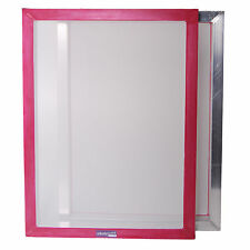 Aluminium Silk Screen 43T mesh, printing frame print A2