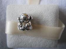 Genuine PANDORA Sterling Silver GIRL FIGLIA fascino 790375