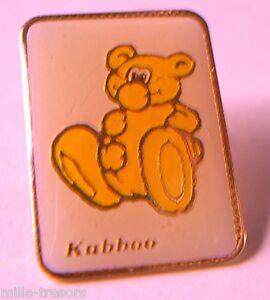 Ancien PIN'S KODAK Personnage en PELUCHE Kolorkins : KABBOO
