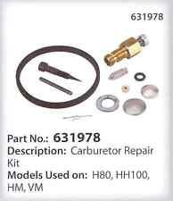 TECUMSEH 631978 CARBURETOR REPAIR KIT H80 HH40 HH50 HH60 HH70