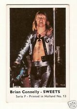The Sweet Brian Connolly #13 Vintage Euro Card