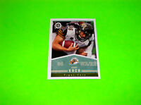 HAMILTON TIGERCATS CARY KOCH OPC OPEE CHEE UPPER DECK CFL FOOTBALL CARD # 22