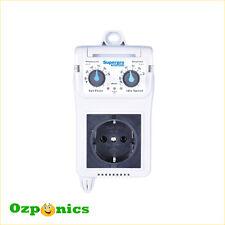 HYDROPONICS SUPERPRO SPEED-B1 Fan Speed Controller Grow Room Odour Control