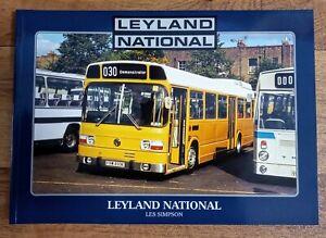 *Sale* Leyland National, Softback book, Les Simpson, buses
