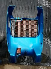 1994 BMW K1100 LT Blue. front lower radiator cover cowl grille