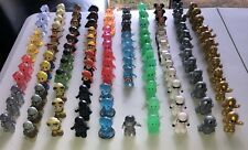 36 Disney + Woolworths Ooshies Ooshie Complete the Set Glitter RARE Elsa Woody