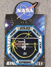 NASA STS-112 MISSION PATCH Official Authentic SPACE 4in si