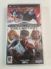 Juego PSP Sega Mega Drive Collection Nuevo y Precintado de Fabrica