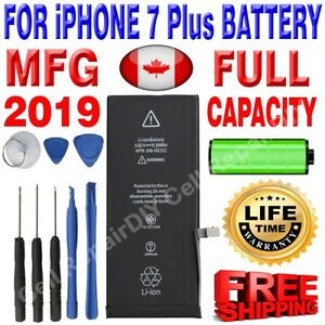 Brand NEW OEM Replacement iPhone 7 Plus Battery 2900 mAh with Free Tools
