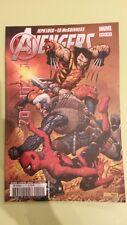 comics avengers x-sanction n°2