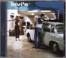 Compilation - Levi's Music - CD - 2001 - Pop Rock Musiques de Pub