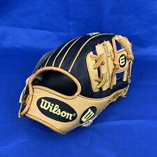 """Wilson A2KOBB41788 (11.25"""") Infield Baseball Glove"""