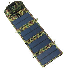 High Quality 7W 5V Portable Folding Solar Panel Charger For Mobile phone/ P L1G1
