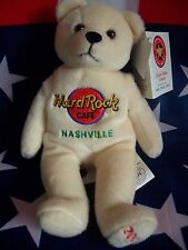 HRC Hard Rock Cafe Nashville Charity Hospital Bear Beara Bär Teddy Herrington LE