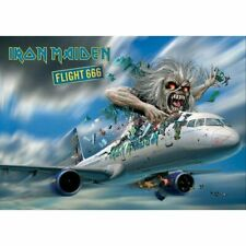Iron Maiden Postcard Flight 666 (standard)