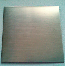 High Quality Nickel Silver Sheet - 150x120x1mm - Suitable for Industrial Use