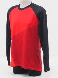 Specialized Demo Pro Long Sleeve MTB Jersey Red/Black Mens Medium