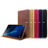 "For Samsung Galaxy Tab A 10.1"" SM-T580/T585 Case Samrt Folio Leather Cover"