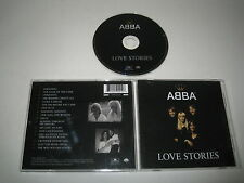 ABBA/LOVE STORIES(POLYDOR/559 221-2)CD ALBUM