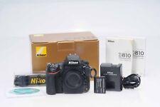 Nikon D810 36.3MP Digital SLR Camera Corpo #427