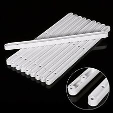 30cm Plastic Draw Drawer Runners Kitchen Bedroom Cabinet Guide Rail Rails HOT