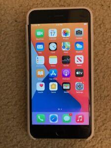Apple iPhone 6S Plus - SIM Removed (Verizon) with Apple Case - 64GB