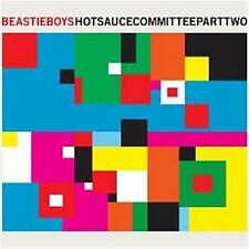BEASTIE BOYS (HOT SAUCE COMMITTEE PART TWO CD - BRAND NEW + FREE POST)