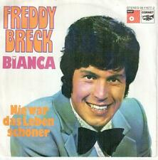 "<655-23> 7"" Single: Freddy Breck - Bianca"