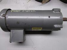 Baldor GMP3336 Motor 1/3HP Spec: 33E592-0675K3