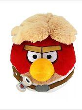 "ANGRY BIRDS STAR WARS 8"" SOFT PLUSH - LUKE SKYWALKER - BRAND NEW"