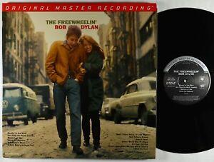 Bob Dylan - The Freewheelin' Bob Dylan 2xLP - MFSL Audiophile Mono VG++