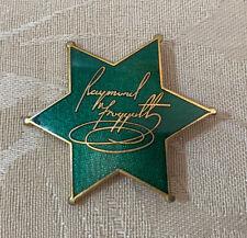 More details for raymond froggatt - country music singer - enamel badge - vintage - rare