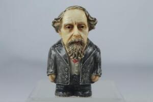 Harmony Kingdom/Ball Pot Bellys / Belly 'Charles Dickens' #PBHCD2-New In Box!