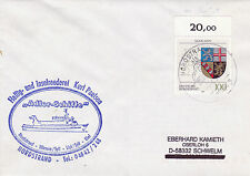 German Shipping Company Adler Schiffe Kurt Paulsen Nordstrand Cached Cover