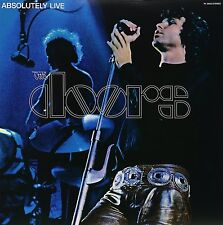 THE DOORS Absolutely Live 2 x BLUE Vinyl LP Numbered NEW & SEALED Black Friday