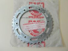 ORIG RUOTA DENTATA 39 denti SPROCKET FINAL DRIVE 39t HONDA XL XR 250 350 500 600