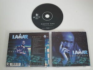 Lamar / Ghetto Life (Epic + X-Cell Records Xcl 494779 2) CD Album