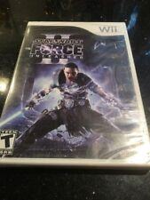 Star Wars: The Force Unleashed II (Nintendo Wii) Brand New Factory Sealed