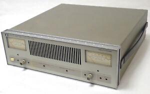 HP (HEWLETT PACKARD) 6012A DC POWER SUPPLY 0-60V 0-50A 1000W
