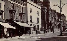 Stourbridge. High Street. G.W.Bates, Pianofortes & Organs Shop.