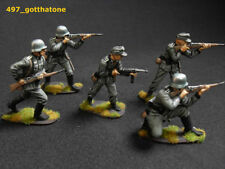 Painted Plastic 1:32 2-5 Pre-1500 Toy Soldiers
