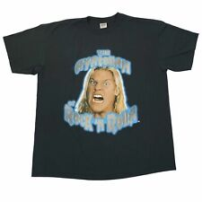 "Vintage Chris Jericho ""The Ayatollah"" T-Shirt Sz XXL Y2K WWF WWE Wrestling"