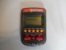 Handheld Yahtzee Electronic Game, 1995 Milton Bradley, Excellent Working Cond!